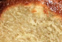 desserts& cakes