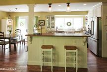 Kitchen Ideas  / by Katie Nolan