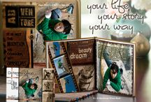 Scrapbooking / by Esther Mote
