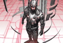 Comic Art - Ultron