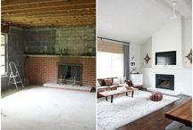 Rancher remodel ideas / by Brook McLachlan Dormaier