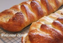 WELCOME HOME RECIPES / by Betsy Serna