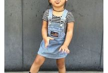 kids fashion denim