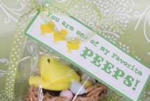 Easter crafts / by Amber Gailey