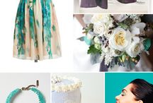 Color Theme Ideas for Weddings