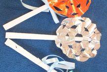 Winter Wonder Week! Winter crafts! / Wonderful fun craft for kids to go in the winter :)
