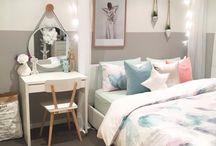 Adie's bedroom