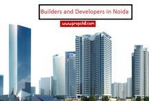 Builders and developers in Noida