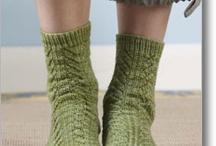Knitting Socks / Sock knitting , cock tutorials, sock patterns