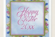 Easter Placemat Inso