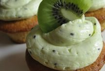 Kiwi fruit recipes / Kiwifruit