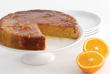 Cakes / Flourless orange
