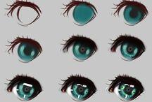 ojos y bocas