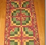 Twist on Bargello Quilts