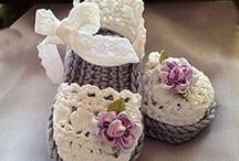 crochet / sandale