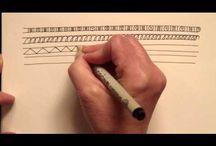 Techniques de dessin et mixed media