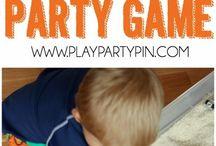 Ralph's Dinosaur Party