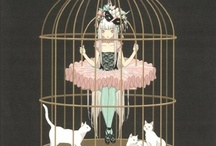 Curious Art: Kira Imai / by Kelly Bock