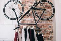 Bike Home Decor