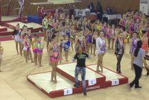 Jimnastik'te ikinci başarı / Jimnastik branşında üst üste güzel haberler almaya devam ediyoruz.