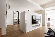 Roomdivider - roomdividers ter inspiratie / Een roomdivider zorgt voor extra functionele ruimte. Vrijblijvende informatie hoe dit toe te passen in uw interieur, neem contact op met margrietvaneijk.nl of 06 246 346 29