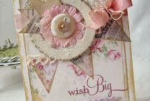Cards: Shabby Chic / by Isabelle Johnson