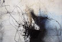 akryl malerier inspirasjon
