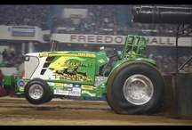 Drag tractors / by Caleb Townsend