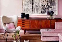 {pretty & pink} / by Eleni
