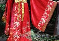 Chinoiserie inspired wedding