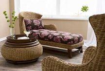 плетение. Мебель