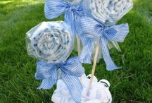 Nappy Cakes  / by Laurajane Seaman