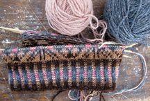 Knitting - colourwork ideas
