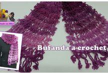 Tejidos a crochet / Prendas de vestir tejidas a crochet o ganchillo