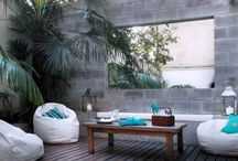 Outdoor Living Spaces / by Sherra Avampato