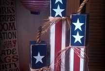 Patriotic Crafts / by Sharon Phipps