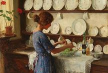 The Kitchen / by Norma Ryan