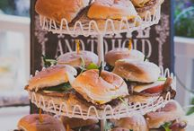 Food and Catering Ideas for Weddings and Events