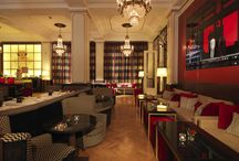 (classic) hotel bars / nothing beats in a drink in a high-end hotel bar with topnotch service