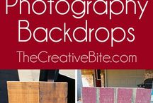 Photography backgrounds