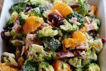Veggies are good for you / Veg recipes