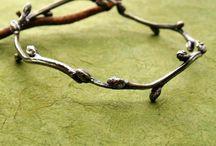 Silver Clay Curious - Bracelets