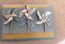 Cards I've Made for kids / Card making