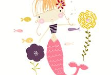 mermaid+