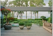 Jardins: deck / by Graziela Fleury