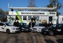ŠKODA Experience Tour / Tentez l'aventure ŠKODA ! www.skodaexperiencetour.fr #skoda #skodaexperiencetour #roadshow