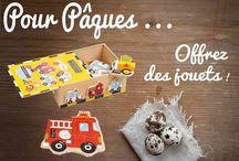 Pour Pâques, offrez un cadeau auto ou moto rigolo !