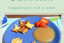 Babys Gerichte