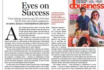 2014 Young CEO's Award / First published in DBusiness Magazine - Nooloos Kidpreneurs honored as 2014 Young CEO's!
