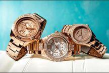 Ρολόγια GUESS με ξεχωριστό σχεδιασμό που εντυπωσιάζουν!